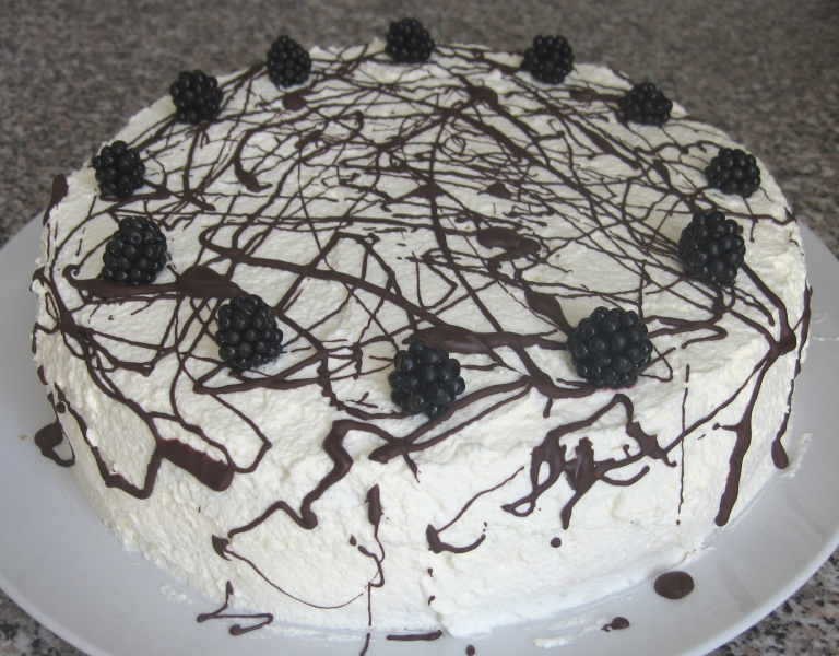 Dornröschen-Torte