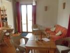 Gastraum mit Sofa