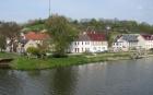 Café Hier & Jetzt an der Alten Oder