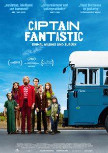 Filmplakat Captain Fantastic