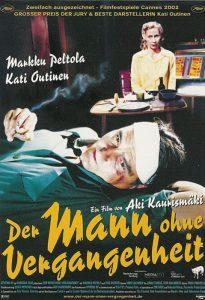 Filmplakat Der Mann ohne Vergangenheit
