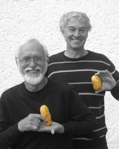 Deutsche immer Kartoffeln