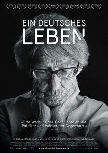 Filmplakat Ein deutsches Leben