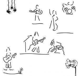 offene Bühne für Musiker