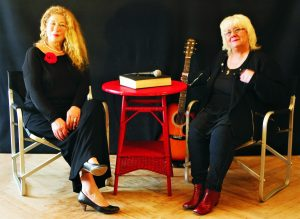 Sabine Frost und Christine Wachholz