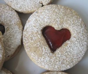 handgemachte Kekse aus dem Hier & Jetzt