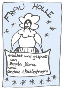Plakat Frau Holle