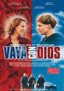 Filmplakat Vaya con dios