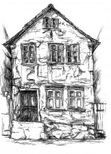 Oderberger Fachwerkhaus