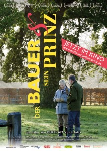 Filmplakat Der Bauer und sein Prinz