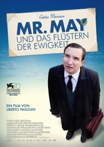 Filmplakat Mr. May und das Flüstern der Ewigkeit