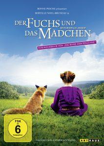 Filmplakat Der Fuchs und das Mädchen