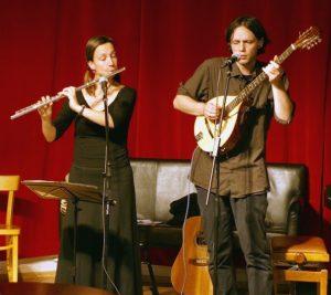 Elisabeth Ruhe + Zhenja Oks