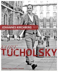 Johannes Kirchberg macht Kurt Tucholsky