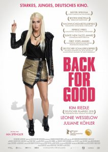 Filmplakat Back for good