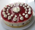 Joghurt-Kirsch-Torte